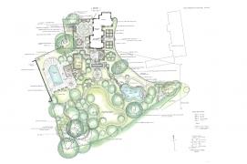 Large Family Garden