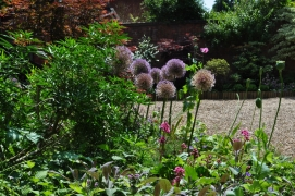 Rustic Edwardian Garden